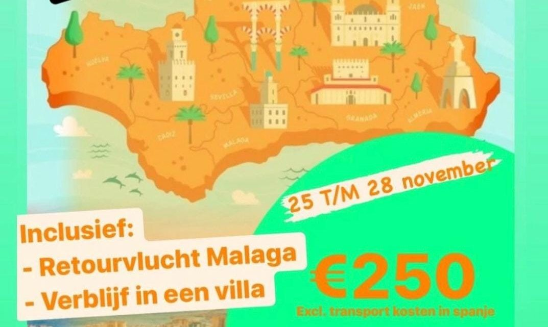 Kleine studiereis: Andalusië